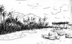 LaGi (ký họa Đỗ Hồng Ngọc)