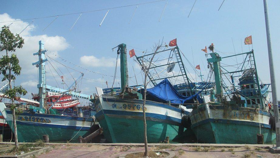 Cảng Cá sông Ông Đốc