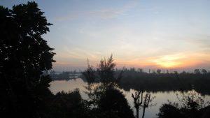 Bình minh ở Lộc An
